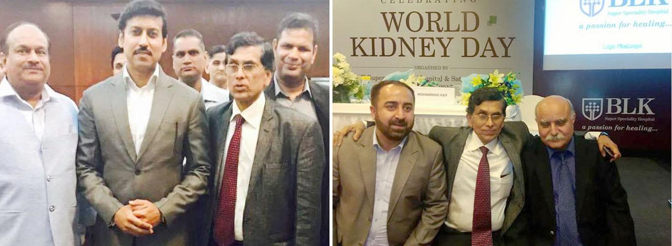 Best nephrologist in delhi